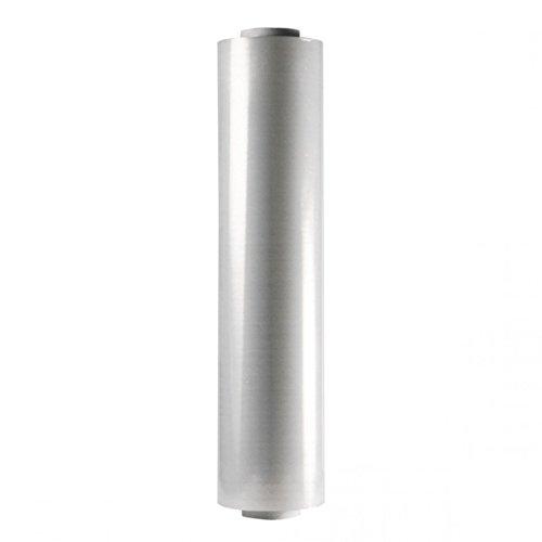 6 Rollos film estirable manual 23my, 2 kg (Transparente)