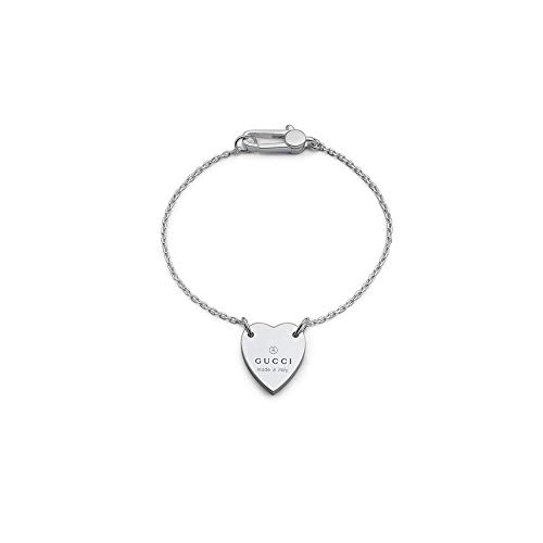 Gucci Damen-Gliederarmband 925 Sterlingsilber YBA223513001017