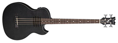 Dean Guitars MAKOB TBK Mako Bass Dave Mustaine Acoustic/Electric FM Gitarre