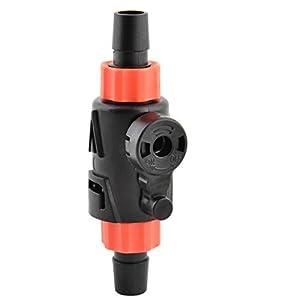 La Valve de contrôle de débit d'eau du Aquarium dealMux Tuyau adaptateur de connecteur de 9mm Diamètre intérieur