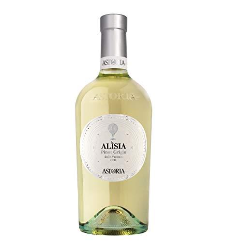 """Astoria""""Alisia"""" Pinot Grigio Doc - 6 bottiglie da 750 ml"""