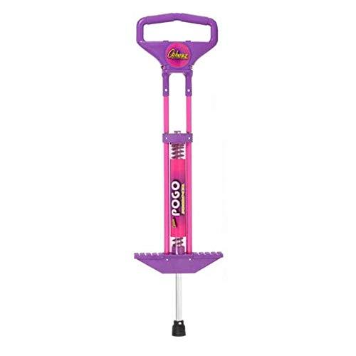 Ozbozz � Pogo Stick � Baton Sauteur Rose et Violet (Import Royaume Uni)