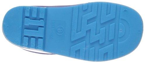 Toughees Welly, Unisex-Kinder Stiefel Blau (royal Blue/sky Blue)