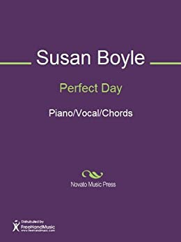 Perfect Day Sheet Music (Piano/Vocal/Chords) par [Reed, Lou]