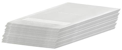 Rosenstein & Söhne Frischhaltebeutel: 100 Profi-Folienbeutel für Balken-Vakuumierer, 20 x 30 cm (Vakuumbeutel)