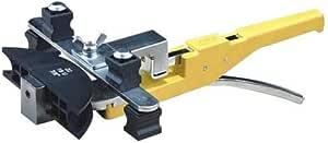 QWERTOUR Rohrbiegewerkzeuge Bremsleitung Rohrbiegemaschine Handrohr 1-3cm Maschine Kupferrohr Schl/äuche Handwerkzeuge
