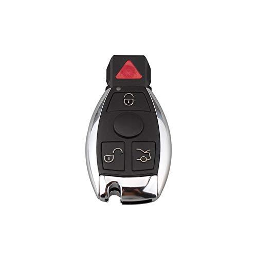 loonBonnie Mercedes-Benz 3 + 1 Key Remote Control 315 Frequenz Neuer Ersatzfernbedienung Fernstartschlüssel