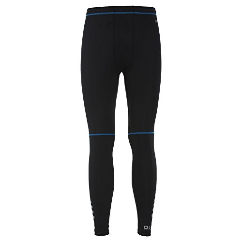 Trespass Herren Kompressionsleggings Brute, Baselayer (M) (Schwarz)