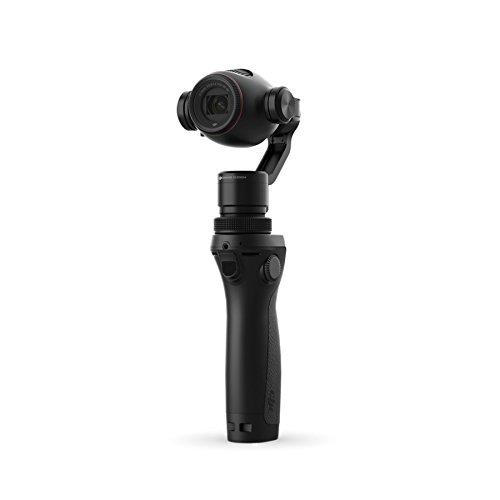 DJI Osmo Plus Digital Zoom Handheld 4K Camera (Black)