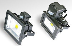 SANYO LED Flutlicht 80W = 800W (Halogen) Außenstrahler Gartenstrahler Gebäudebeleuchtung IP 65 von SANYO LED LTD auf Lampenhans.de