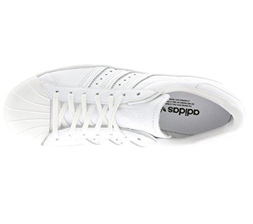 adidas - Superstar 80s Metal, Scarpe da ginnastica Donna Bianco