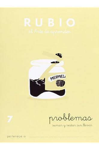 Problemas. Sumar Y Restar Sin Llevar. Cuaderno de Ejercicios 7