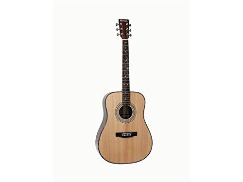DIMAVERY STW-20 chitarra acustica - Professionale Dreadnought Chitarra Acustica