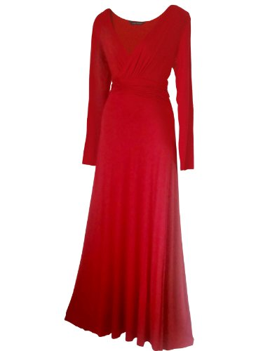 Look for the Stars Damen Kleid Rot