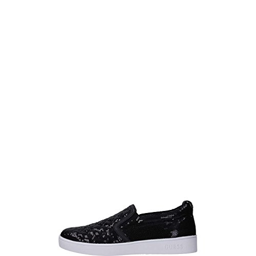 GUESS donna slip on FLGLO1-SAT12 nero 39 Nero