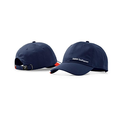 BMW originale Golfsport Collection navy cappello unisex cappello 80162446378 7bf4d6aa0882