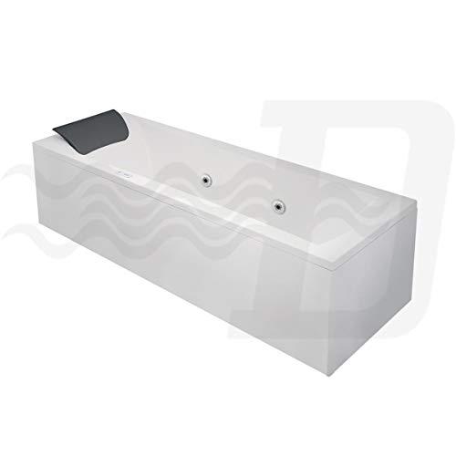 Vasca idromassaggio con telaio e pannelli mod. y-idro (cm 160x70)