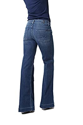 7 For All Mankind Ginger Boot Cut Jeans (27W x 33L)