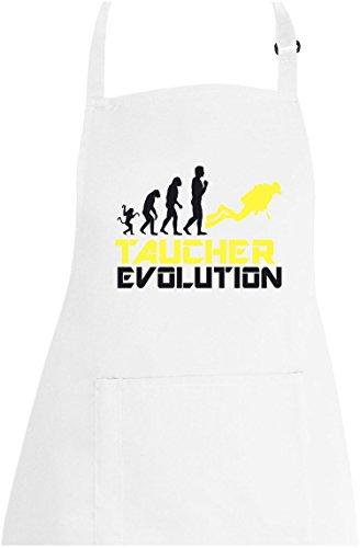 EZYshirt® Taucher Evolution Grillschürze