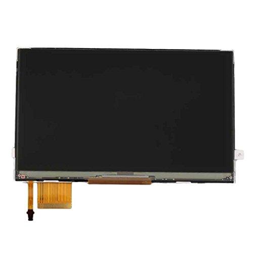 Elenxs Pantalla LCD Piezas de reemplazo reparación de la exhibición capacitiva de Sony PSP 3000 con luz de Fondo