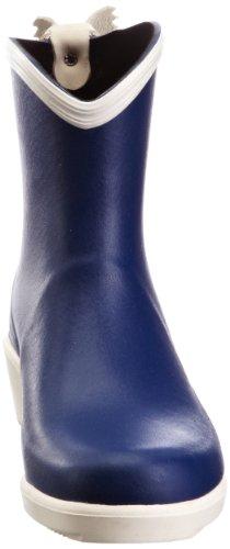 Aigle Miss Juliette Bottillon 8404,Damen Schlupfstiefel Blau (artic)