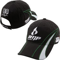 Chase Authentics Dale Earnhardt, Jr. Amp Energy 2009 Pit Cap Youth - Dale Earnhardt, JR. AMP One Size by Chase Authentics Dale Earnhardt Jr Cap