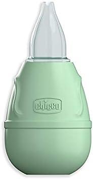 Chicco Traditional Nasal Aspirator, Green