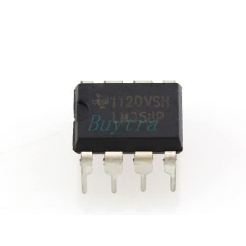 31d3rJ41Q0L. SS500  - buytra 10Pcs LM358P LM358N LM358 DIP-8 OPERATIONAL AMPLIFIERS IC WB US05
