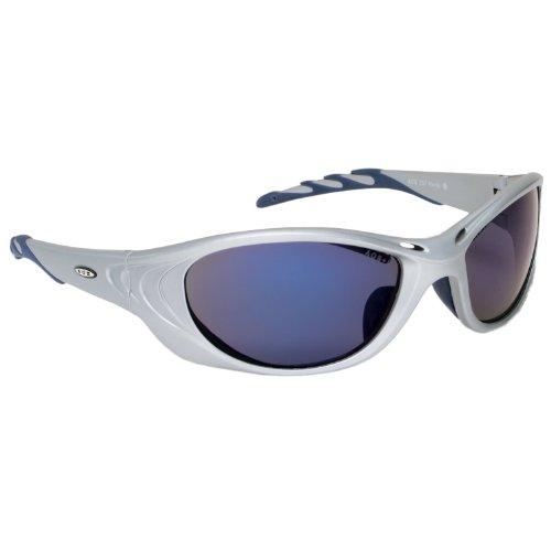 3M Fuel 2Schutzbrillen, Silver Frame/Blue Mirror Lens, 1 -