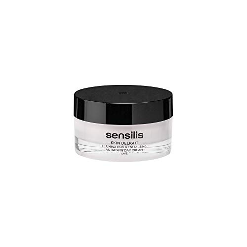 Sensilis Skin Delight Brightening And Revitalising Day Cream Spf 15 50ml by Sensilis