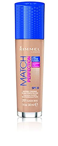 Rimmel Match Perfection Foundation - Classic Beige