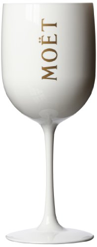 Moët & Chandon Ice Impérial Champagner-Becher Kunststoff 0.45 l weiß