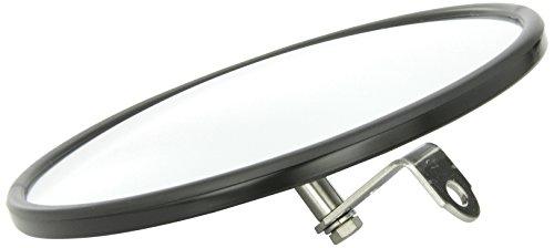 Onze-Lieve 16032schwarz 81/5,1cm konvex Spiegel mit center-mount ball-stud -
