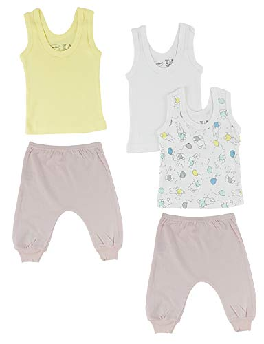 Bambini Girls Tank Tops and Joggers - Medium Bambini-tank-top