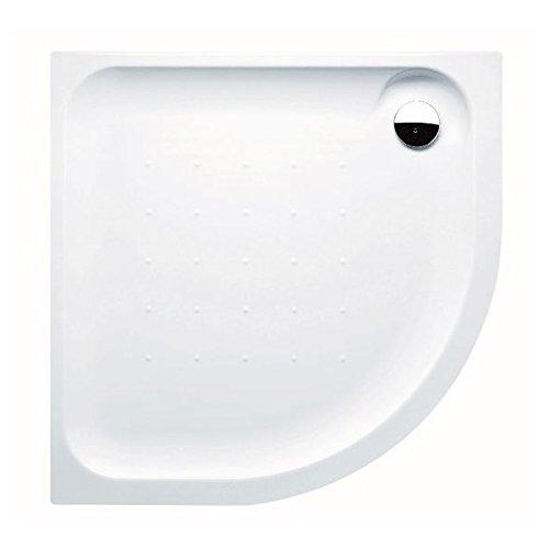 Bereich Stamm (Gala Bereich–Dusche Stamm Bereich 80x 80Winkel, eckig weiß)
