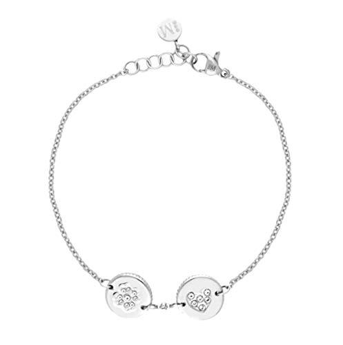 Morellato bracciale con charm donna acciaio_inossidabile - sahq08