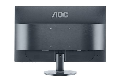 AOC 24 inch 1 ms Response Time LED Monitor HDMI DVI VGA audio speakers Vesa E2460SH Products