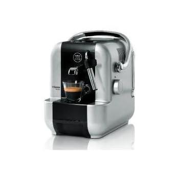 Saeco Lavazza A Modo Mio Premium, Negro, Plata, 1.2 m, 1050 W