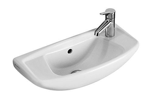 Villeroy und Boch Omnia Compact , Handwaschbecken , weiß