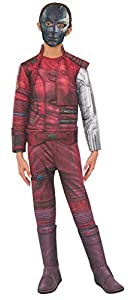 Rubies Avengers Disfraz, Multicolor, Small, Age 3-4, Height 117 cm (700695_S)