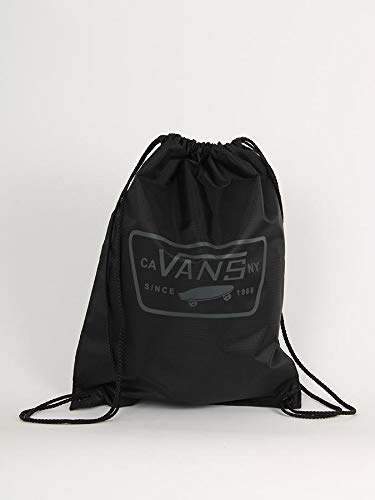 VANS League Drawstring Bag - Black Ripstop