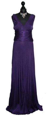 Rimanenza di magazzino stanotte vestimento 2-separatori corsetto + Rock prezzo speciale Modell 03 lila