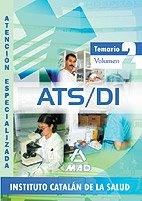 Ats/due de atención especializada del instituto catalán de la salud. Temario volumen 2