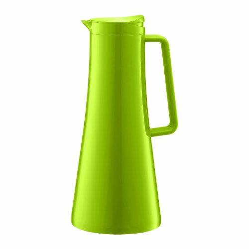 Bodum - 11189-565B - Bistro - Carafe Isotherme en Plastique - 1,1 L - Vert