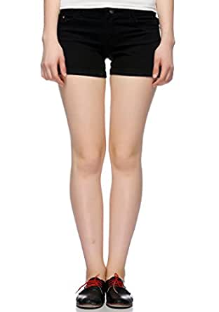 Fasnoya Women's Shorts (so27_Black_26)