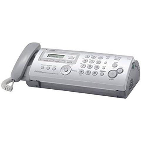 PANASONIC KX-FC215JT-S FAX A TRASFERIMENTO TERMICO CON SEGRETERIA TELEFONICA E FUNZIONE COPIA