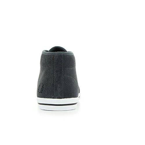 Fred Perry Fletcher Printed B5237491, Herren Sneaker Vielfarbig