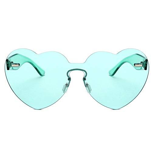 Quiet.t occhiali da sole a forma di occhiali da sole a forma di cuore occhiali retrò da uomo stile cat eye vintage kurt cobain