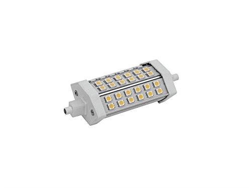 OMNILUX LED R7s 230V 8W 3000K SMD5050 dimmbar, für Baustrahler