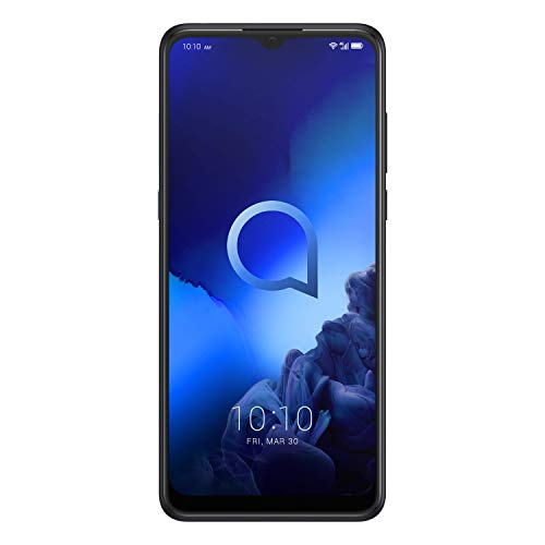 Alcatel 3X 2019 Jewelry Black 6.52